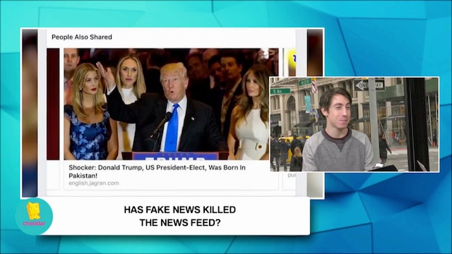 What Will Facebook Do About Fake News?