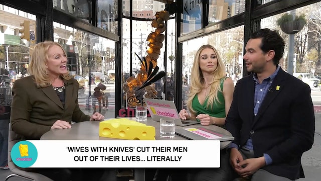 The Psychology Behind Wives With Knives