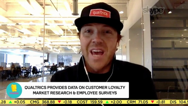 What's Next for Qualtrics?