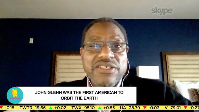 Derrick Pitts on John Glenn's Legacy
