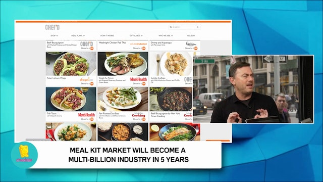 Chef'd CEO Kyle Ransford on Targeting...