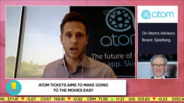Can Atom Tickets Buck the In-Home Vie...