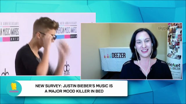 Deezer Says Bieber's Music Is a Mood ...