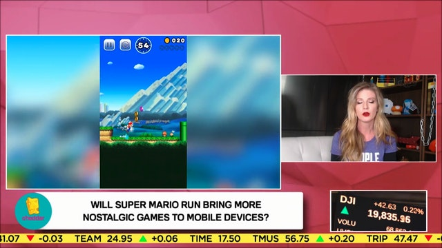 How Crucial Is Super Mario Run to Nin...
