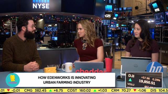Edenworks on Urban Farming