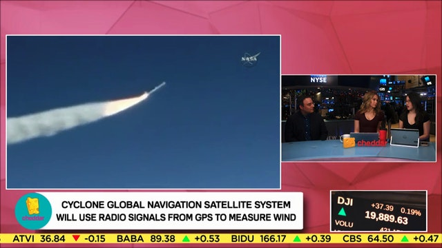 "NASA Launches ""Satellite Constellatio..."