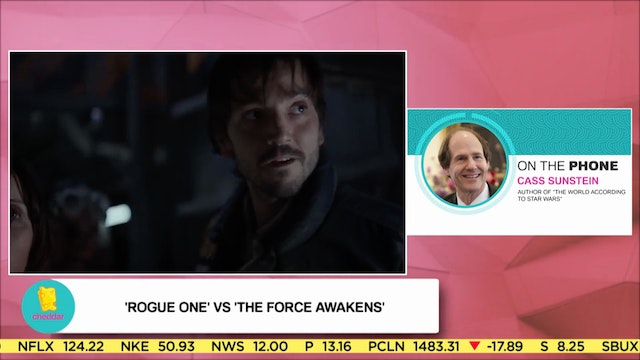 Cass Sunstein on Rogue One's Success ...