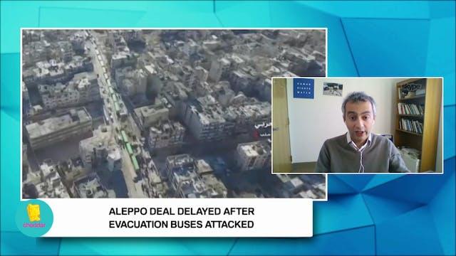Human Rights Watch's Ahmed Benchemsi ...