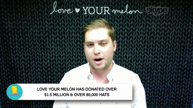 Why Love Your Melon Creates Its Produ...