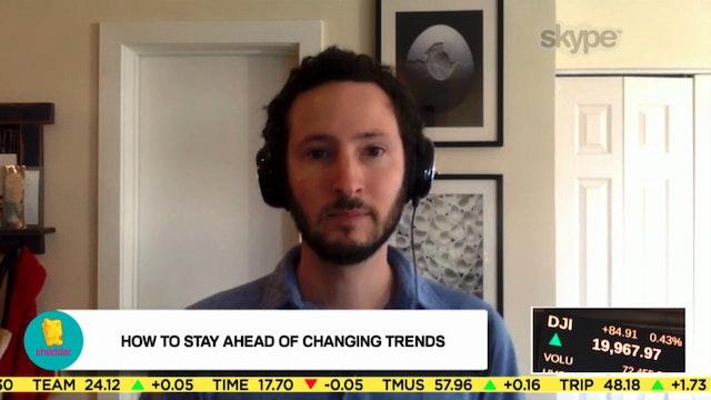 Entrepreneur on How Trendy Businesses...