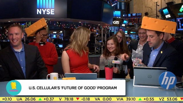 U.S. Cellular's Future of Good Program