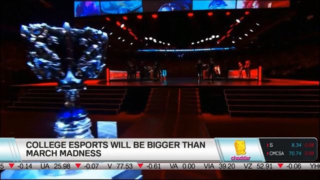 Will eSports Be More Popular Than Mar...