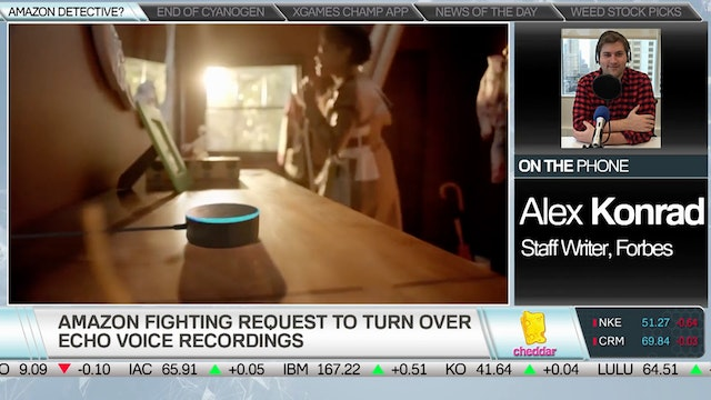 Forbes' Alex Konrad on the Amazon Ech...
