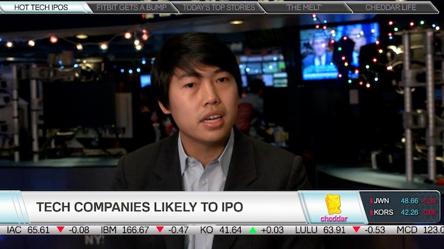 CB Insights' Matthew Wong on Tech Com...