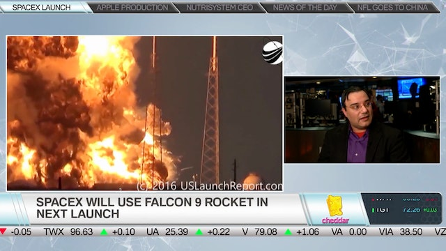 Space.com's Tariq J. Malik on SpaceX'...