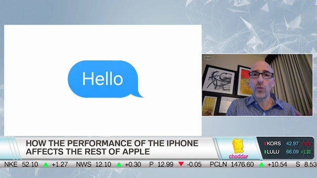 Lance Ulanoff on Apple Reportedly Cut...