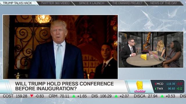 Mediaite's JD Durkin on Trump's Effor...