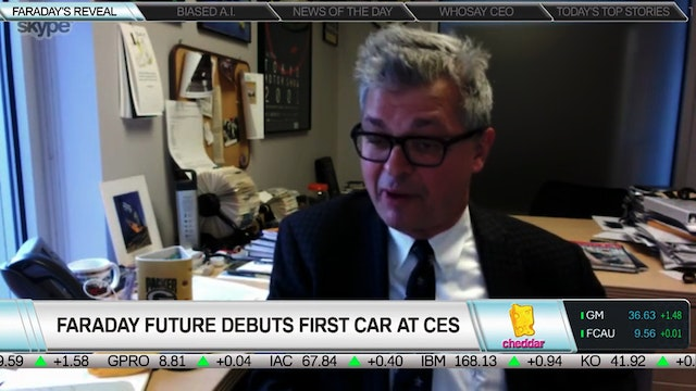 Todd Lassa on Faraday Future's FF 91