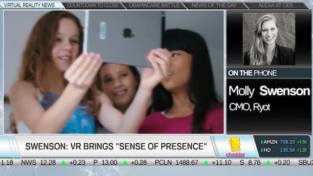 RYOT's Molly DeWolf Swenson on VR Mak...