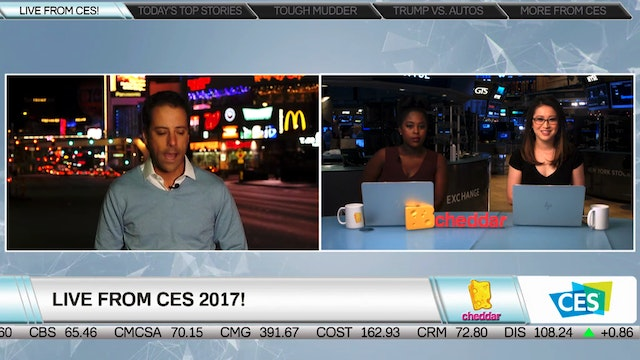 Jon Steinberg on Top Trends at CES 2017