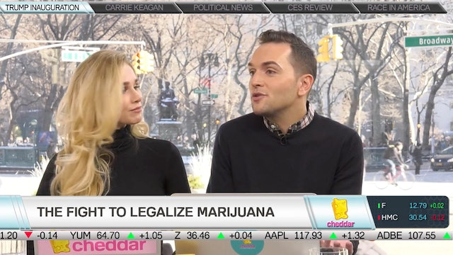 Mic's Jack Smith IV on Legal Marijuan...