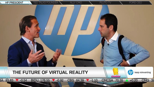 HP on New Processing Power Needed for VR