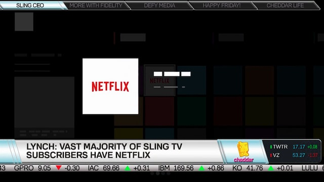 Sling CEO Roger Lynch on Consumption ...