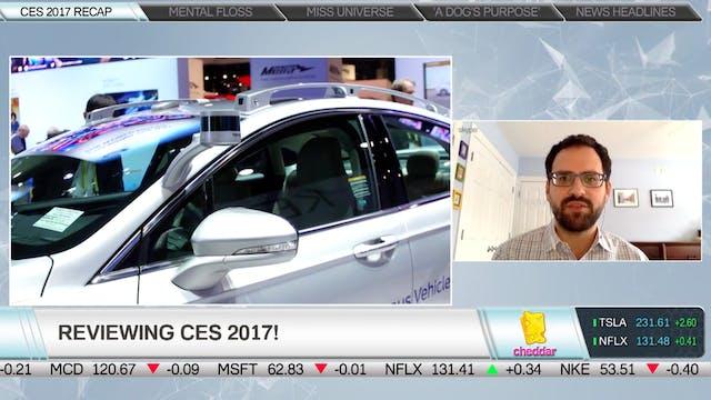CNET's Ben Fox Rubin on Alexa, the Cl...