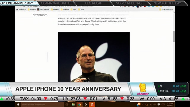 Fortune's Adam Lashinsky on the iPhon...