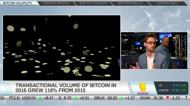 ARKInvest's Chris Burniske on Bitcoin...