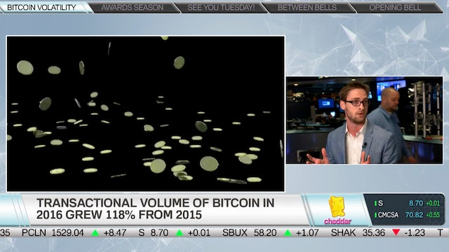 ARKInvest's Chris Burniske on Bitcoin...