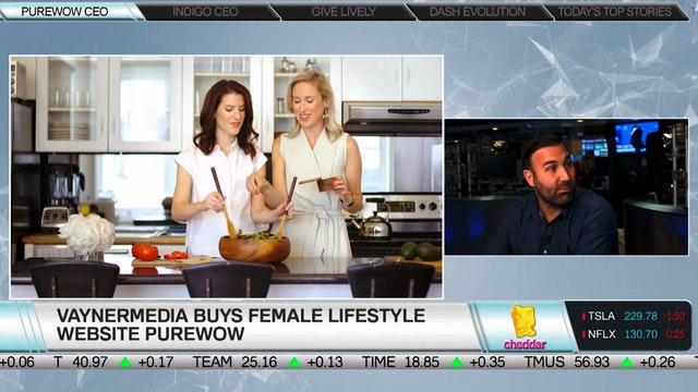Vaynermedia Buys Womens Lifestyle Web...