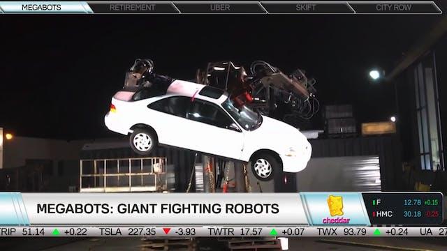MegaRobots: Half-Robot, Half-Entertai...