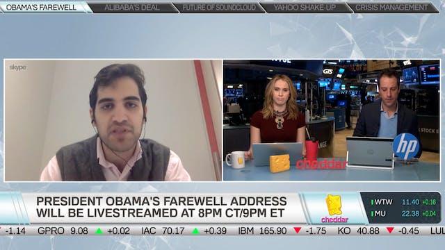 FiveThirtyEight's Harry Enten on Obam...