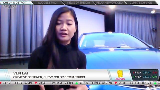 GM's Ven Lai on the Process Behind De...