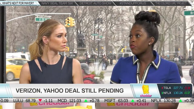 Mark Spoonauer on Yahoo's Value to Ve...