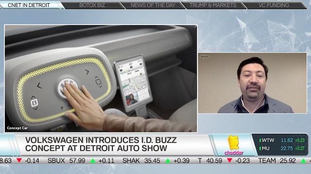 CNET's Chris Paukert on Trends at Det...