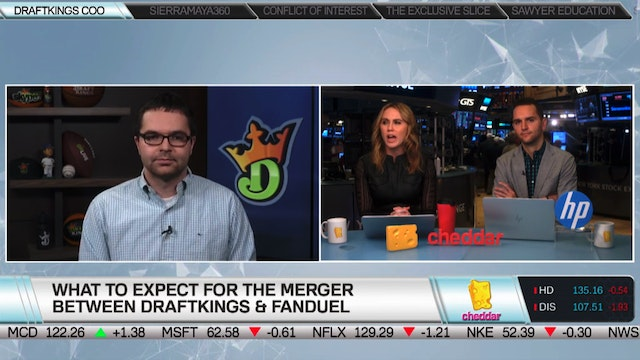 The Latest on DraftKings' Merger With...