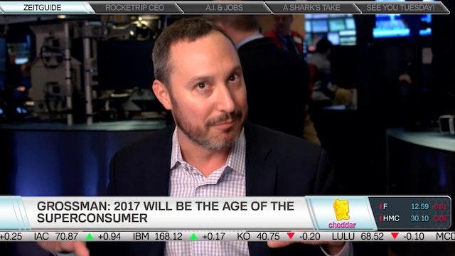 Brad Grossman Talks About His Latest ...