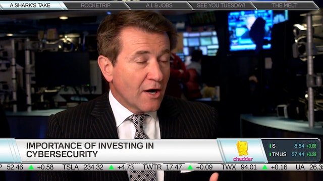 Robert Herjavec on Opportunities in C...