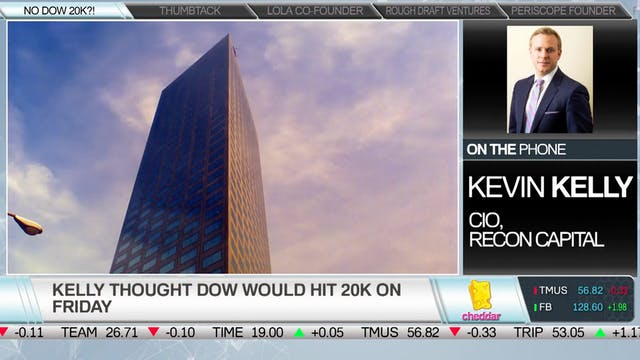 Kevin Kelly's Best Hope for Dow 20K? ...