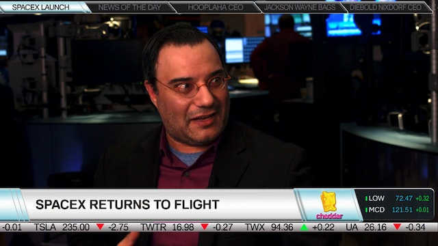 Space.com's Tariq Malik on Value in S...