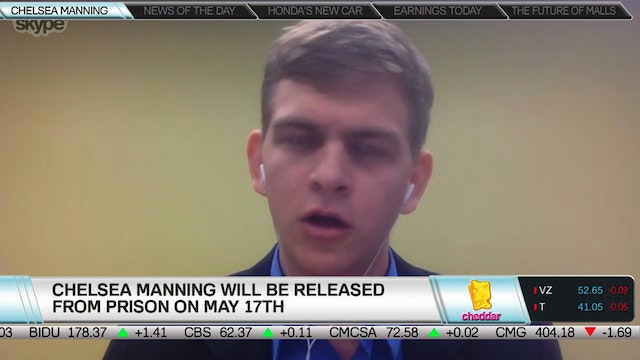 Alex Emmons on What Chelsea Manning's...