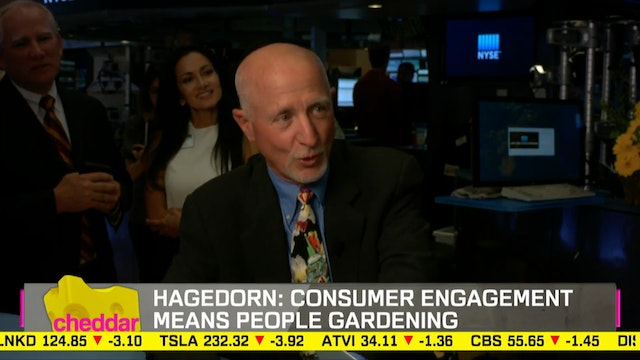 ScottsMiracle-Gro CEO Jim Hagedorn: G...