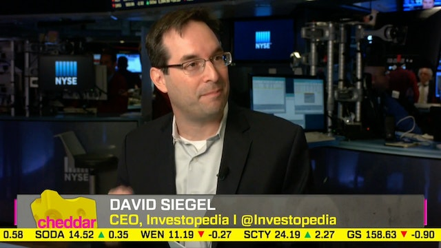 Investopedia CEO David Siegel: Bitcoi...