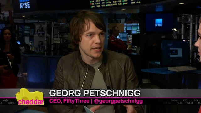 FiftyThree CEO Georg Petschnigg on Ta...