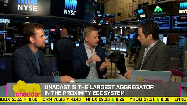 Unacast Announces Series A Financing ...