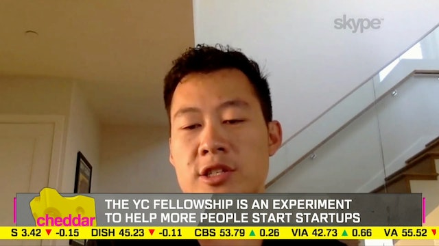 Twitch Founder Justin Kan using SnapC...