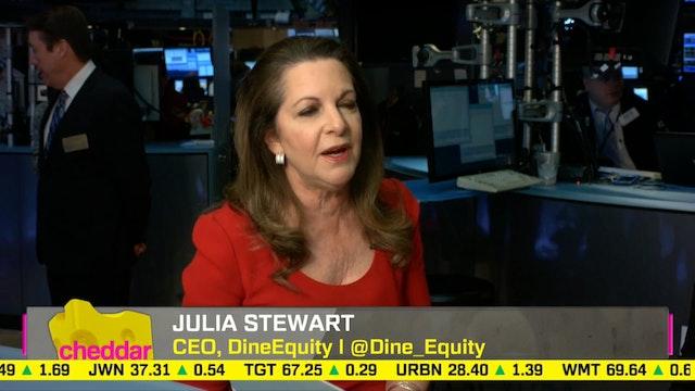 DineEquity CEO on Applebee's Rebranding