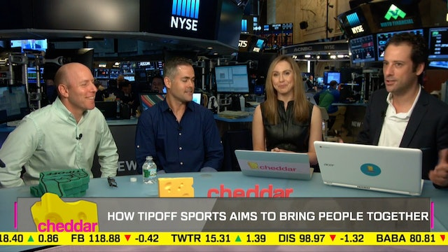 TipOff Sports Founders Talk Digestibl...